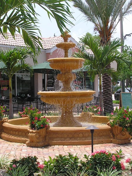 Stuart Street Fountain